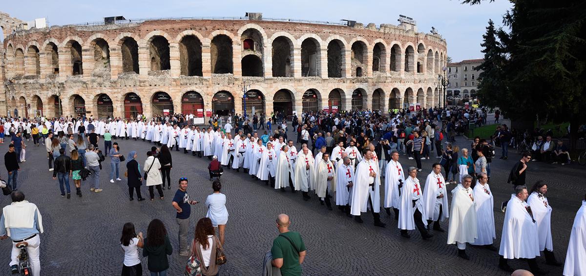 Cavalieri Templari a Verona